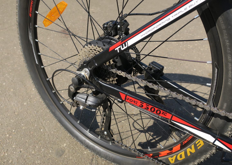 Мотор-колесо электровелосипеда Twitter VS.7.0-ER